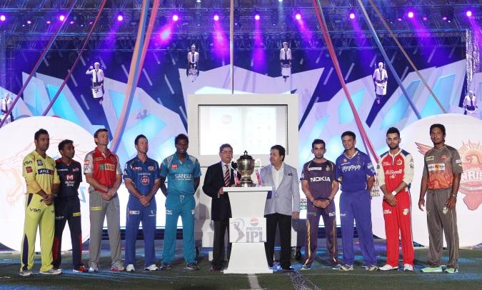 IPL 6 Opening Ceremony 2013
