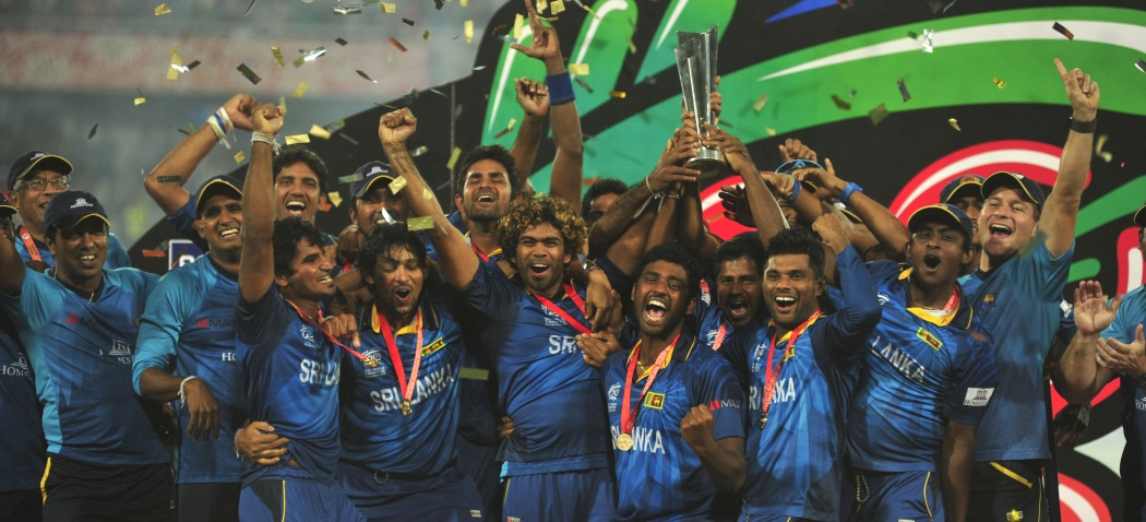 Sri Lanka are World T20 Champions
